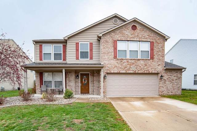 13212 N Badger Grove Drive, Camby, IN 46113 (MLS #21680248) :: Heard Real Estate Team | eXp Realty, LLC