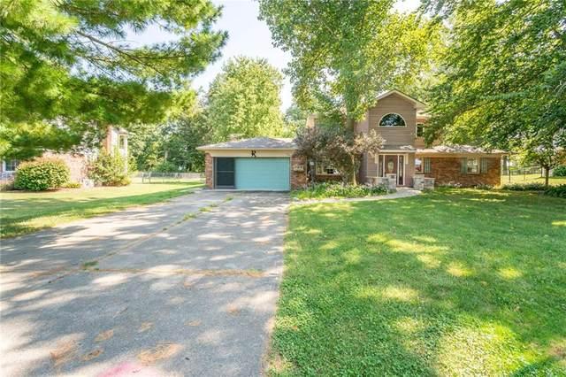8432 N County Road 400 W, Middletown, IN 47356 (MLS #21680376) :: Heard Real Estate Team | eXp Realty, LLC