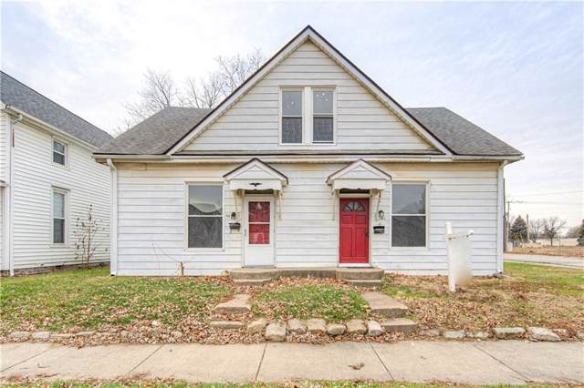 709 S 9th Street, Noblesville, IN 46060 (MLS #21680431) :: HergGroup Indianapolis