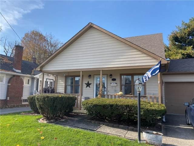 926 N Walnut Street, Franklin, IN 46131 (MLS #21680620) :: The Indy Property Source