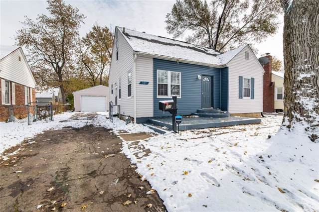 305 S Butler, Indianapolis, IN 46219 (MLS #21680895) :: The Star Team | RE/MAX Realty Group