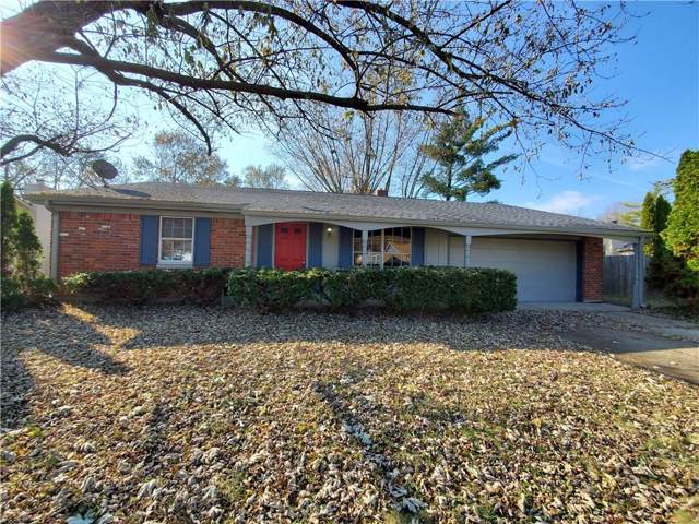 2026 N Hibiscus Drive, Indianapolis, IN 46219 (MLS #21680989) :: The Star Team | RE/MAX Realty Group