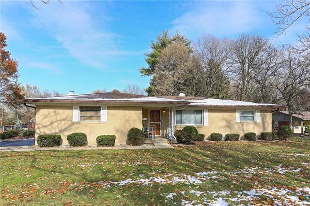 3541 Highwoods Drive N, Indianapolis, IN 46222 (MLS #21681239) :: The Star Team | RE/MAX Realty Group