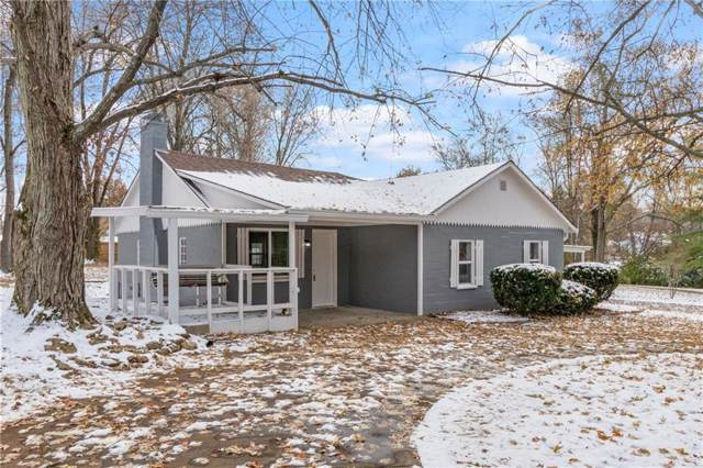 2401 S Silver Lane Drive, Indianapolis, IN 46203 (MLS #21681514) :: The Star Team | RE/MAX Realty Group