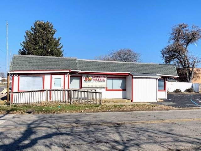 2033 S State Avenue, Indianapolis, IN 46203 (MLS #21681532) :: The Star Team | RE/MAX Realty Group