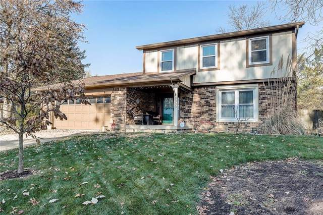 8330 Quail Court, Indianapolis, IN 46256 (MLS #21681767) :: AR/haus Group Realty