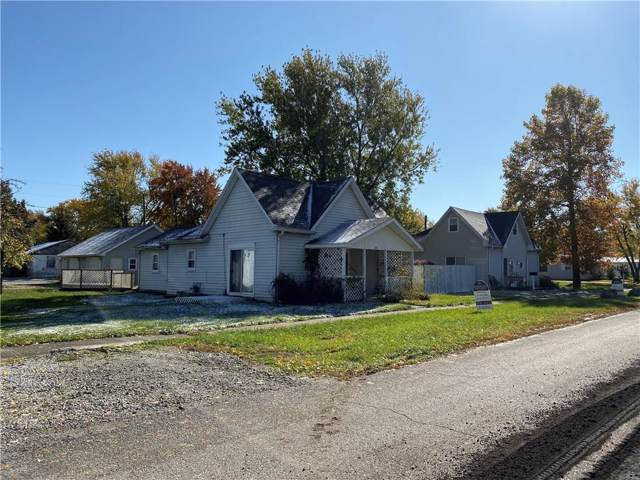1121 S Meridian Street, Lebanon, IN 46052 (MLS #21681950) :: Mike Price Realty Team - RE/MAX Centerstone
