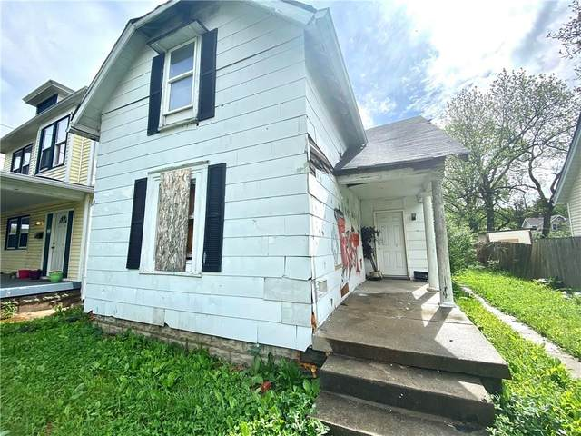 1361 N Dearborn Street, Indianapolis, IN 46201 (MLS #21682278) :: Anthony Robinson & AMR Real Estate Group LLC