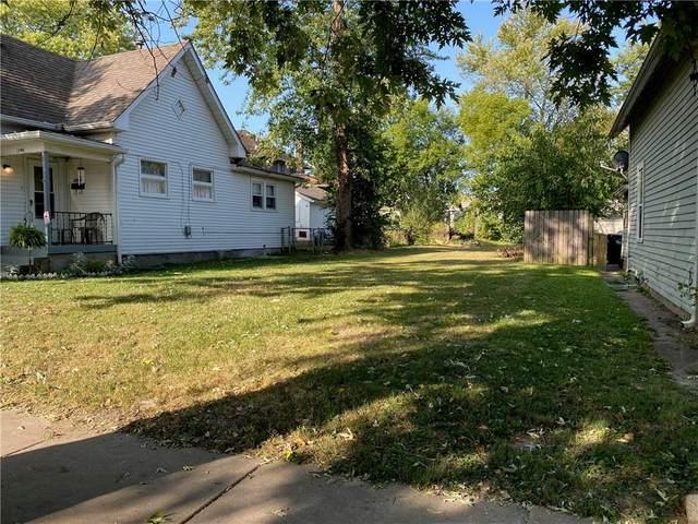 1742 S Talbott Street, Indianapolis, IN 46225 (MLS #21683564) :: Ferris Property Group