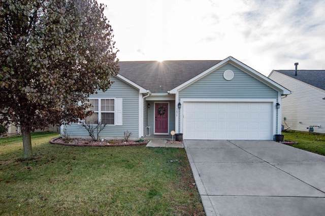 3075 W Longbranch Drive, Monrovia, IN 46157 (MLS #21683616) :: The Indy Property Source