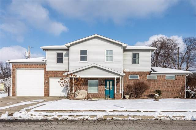 1684 Hannibal Street, Noblesville, IN 46060 (MLS #21683955) :: The Indy Property Source