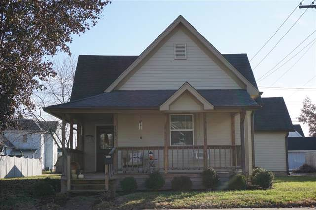 539 W Morgan Street, Martinsville, IN 46151 (MLS #21684115) :: David Brenton's Team
