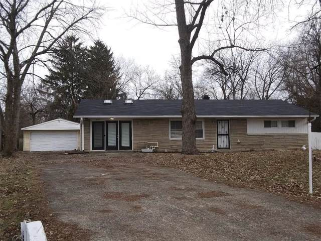 3025 Ashland Court, Indianapolis, IN 46226 (MLS #21684407) :: Dean Wagner Realtors