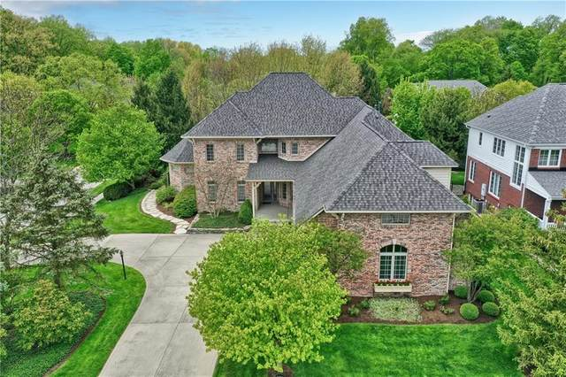 4824 Austin Trace, Zionsville, IN 46077 (MLS #21684438) :: Heard Real Estate Team | eXp Realty, LLC