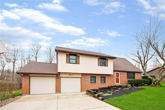 871 Countryside Lane, Columbus, IN 47201 (MLS #21684506) :: The Evelo Team