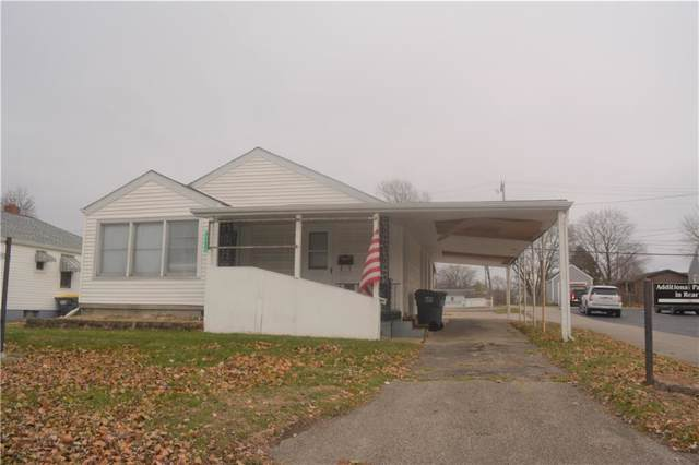 3412 Main Street, Anderson, IN 46013 (MLS #21684596) :: The Star Team | RE/MAX Realty Group