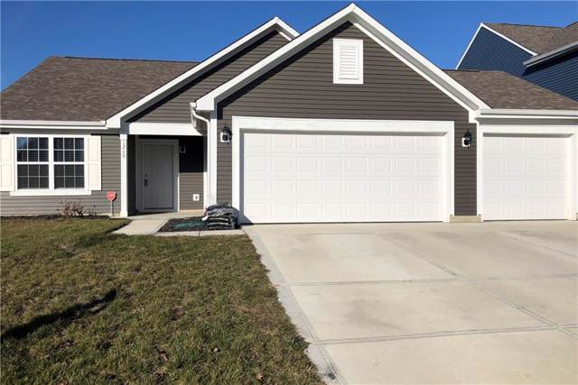 1260 Crabapple Road, Franklin, IN 46131 (MLS #21684621) :: The Indy Property Source