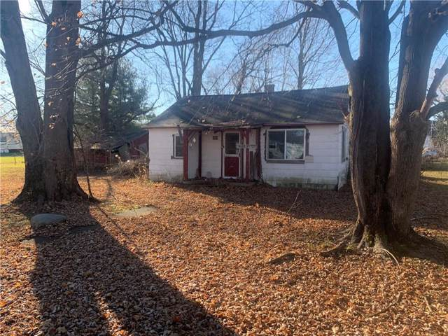 600 S East Street, Arcadia, IN 46030 (MLS #21684762) :: The Star Team | RE/MAX Realty Group