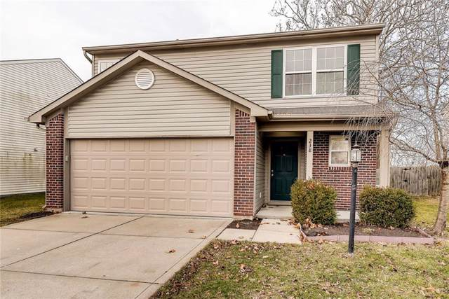 238 Bent Stream Lane, Brownsburg, IN 46112 (MLS #21684829) :: The Indy Property Source