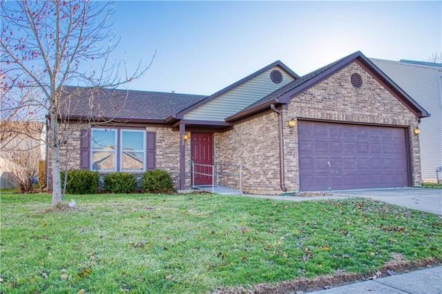 313 Sunbeam Lane, Greenwood, IN 46143 (MLS #21685133) :: Mike Price Realty Team - RE/MAX Centerstone