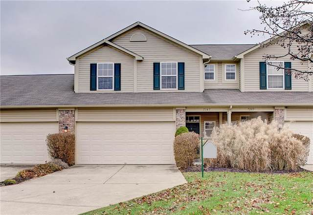 7147 Gavin Drive, Indianapolis, IN 46217 (MLS #21685232) :: The Indy Property Source