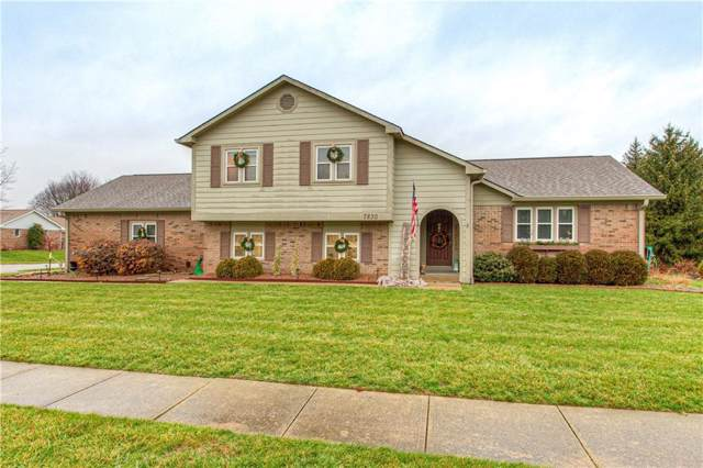 7830 Austin Court, Plainfield, IN 46168 (MLS #21685280) :: The Evelo Team