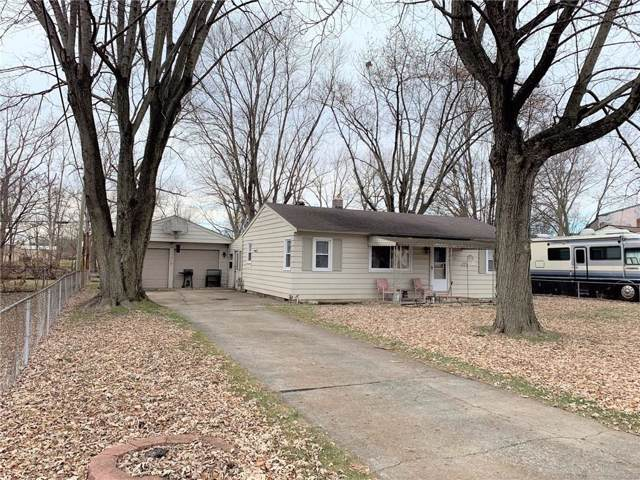 5502 Lapinta Dr Drive, Indianapolis, IN 46236 (MLS #21685684) :: The Evelo Team