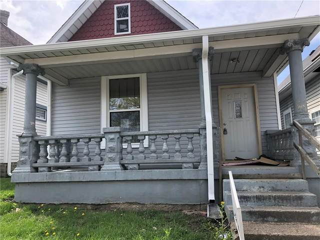 1646 S Delaware Street, Indianapolis, IN 46225 (MLS #21685744) :: Mike Price Realty Team - RE/MAX Centerstone