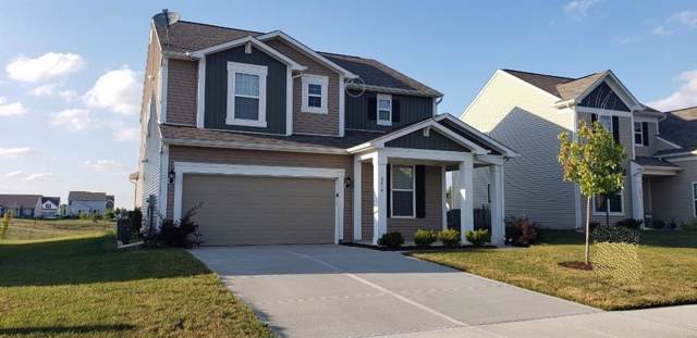 6614 Park Grove Boulevard, Whitestown, IN 46075 (MLS #21686006) :: Richwine Elite Group