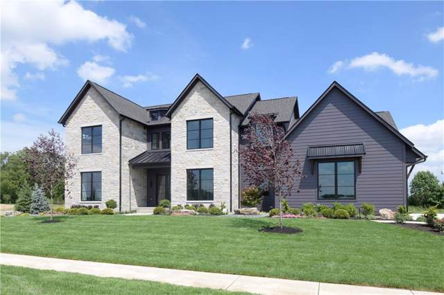 5170 Hanley Lane, Zionsville, IN 46077 (MLS #21686108) :: Mike Price Realty Team - RE/MAX Centerstone