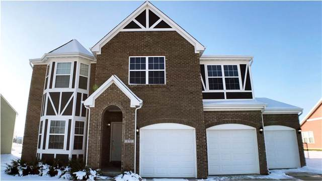 172 Halldale Drive, Whiteland, IN 46184 (MLS #21686194) :: The Indy Property Source