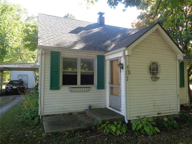 401 N Galeston Avenue, Indianapolis, IN 46229 (MLS #21686484) :: Heard Real Estate Team | eXp Realty, LLC