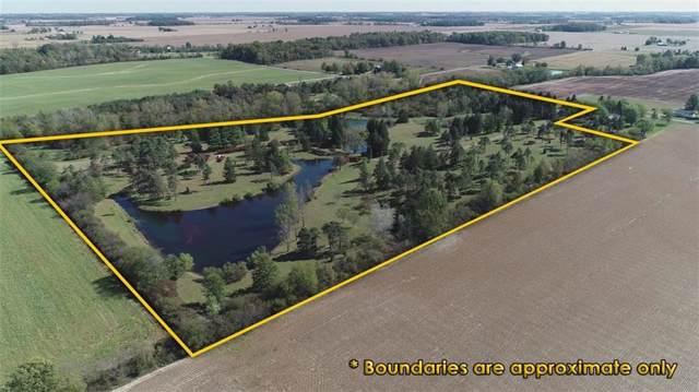 6000 W 400 N, Farmland, IN 47340 (MLS #21686511) :: The ORR Home Selling Team