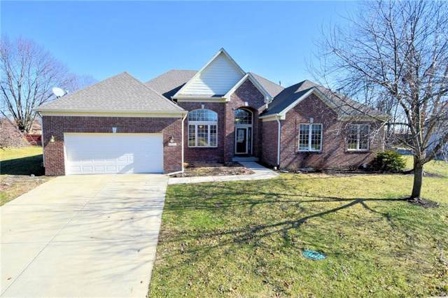 1537 Forest Commons Drive, Avon, IN 46123 (MLS #21686844) :: The Evelo Team