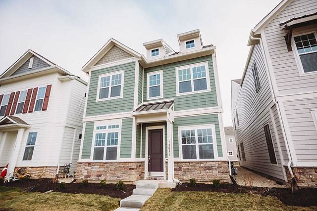 13095 Pennington Road, Fishers, IN 46037 (MLS #21687016) :: The Indy Property Source