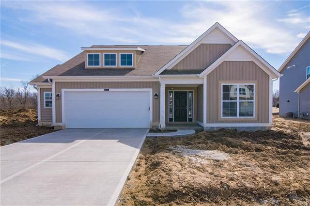 6011 Aspen Meadow Drive, Indianapolis, IN 46237 (MLS #21687018) :: AR/haus Group Realty