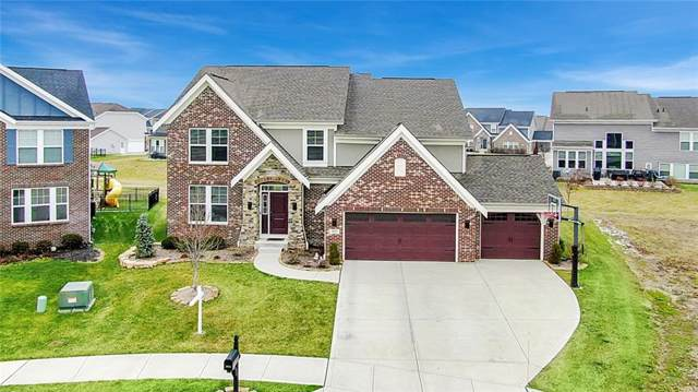 3521 Cromwell Place, Westfield, IN 46074 (MLS #21687389) :: Mike Price Realty Team - RE/MAX Centerstone