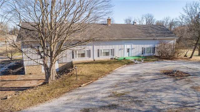 7103 W Us Highway 52, New Palestine, IN 46163 (MLS #21688331) :: The Indy Property Source