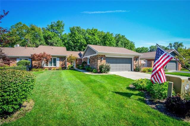 5220 Greenwillow Road #129, Indianapolis, IN 46226 (MLS #21688757) :: The Indy Property Source