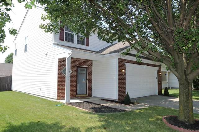9725 Thomas Lane, Avon, IN 46123 (MLS #21689216) :: David Brenton's Team