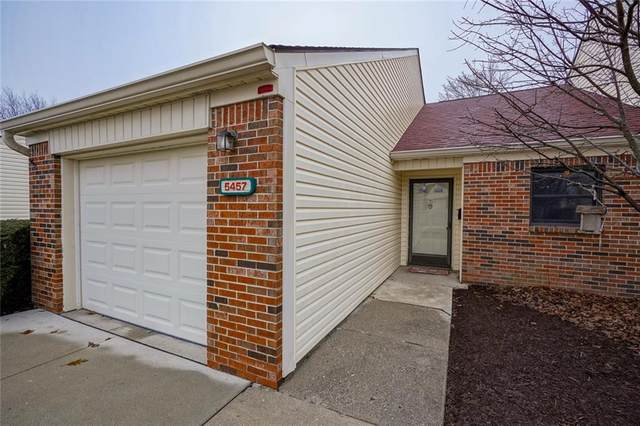 5457 Happy Hollow Bldg A, Indianapolis, IN 46268 (MLS #21689320) :: The ORR Home Selling Team