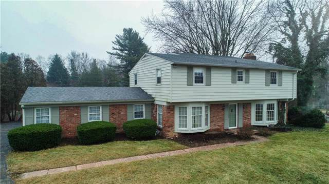 3907 Haverhill Drive, Indianapolis, IN 46240 (MLS #21689447) :: The Indy Property Source