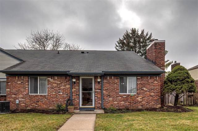 5928 Oakbrook Lane, Indianapolis, IN 46254 (MLS #21689507) :: Your Journey Team