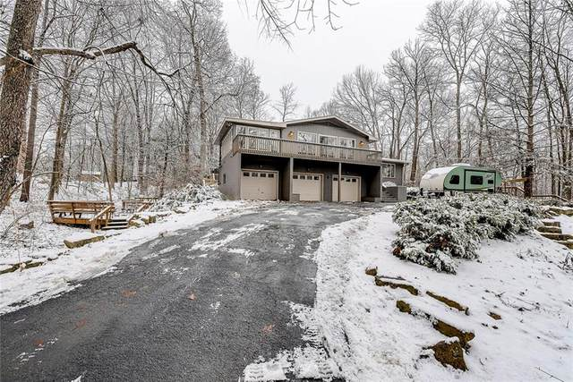 9025 Briarclift Road, Indianapolis, IN 46256 (MLS #21689528) :: Richwine Elite Group