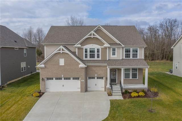 3172 Gray Hawk Drive, Columbus, IN 47201 (MLS #21689657) :: The ORR Home Selling Team