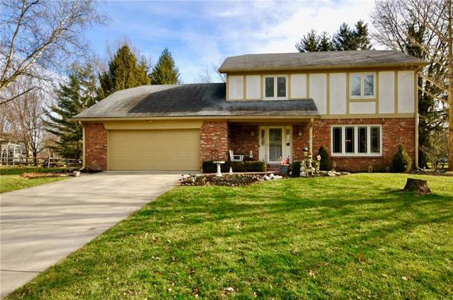 617 Carson Court, Carmel, IN 46033 (MLS #21689722) :: The Indy Property Source