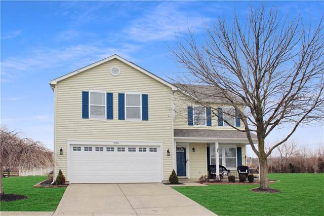 9196 Princeton Circle, Plainfield, IN 46168 (MLS #21690016) :: The Indy Property Source