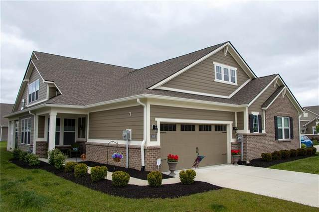 10987 Matherly Way, Noblesville, IN 46060 (MLS #21690249) :: The ORR Home Selling Team