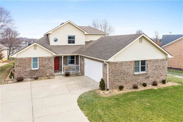 131 Patriots Landing, Fillmore, IN 46128 (MLS #21690386) :: The Indy Property Source