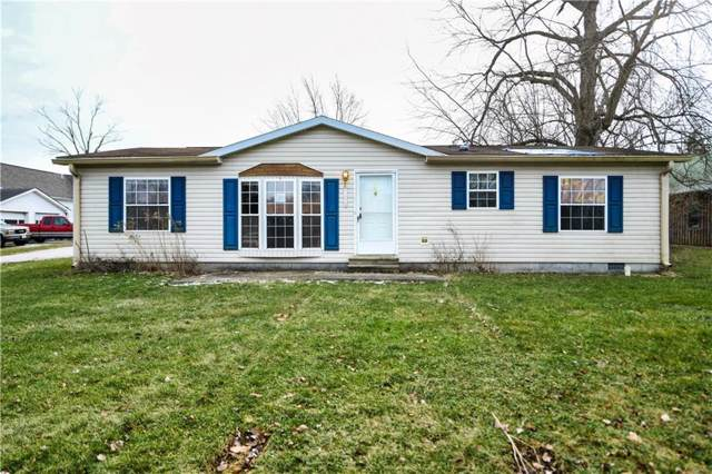 120 Hendricks Street, Fillmore, IN 46128 (MLS #21690528) :: The Indy Property Source